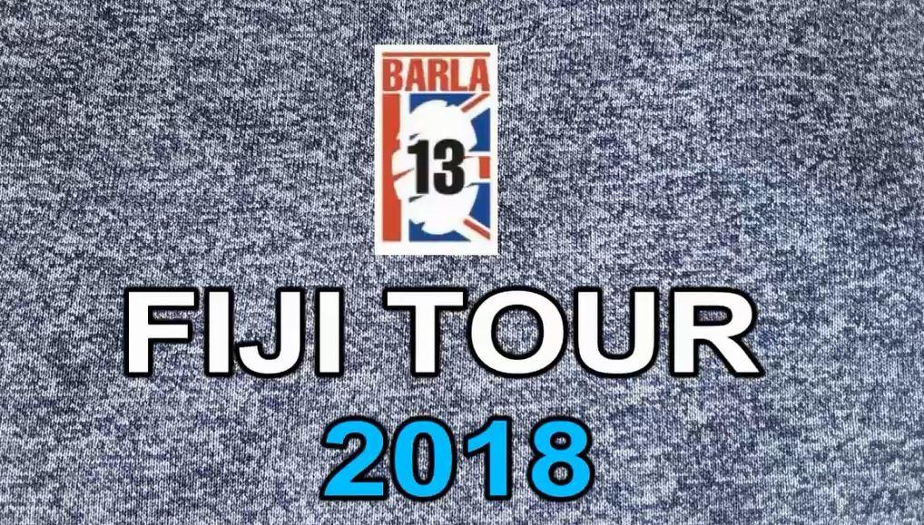 BARLA Lions Tour (Fiji 2018) - Tour Update